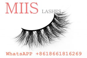 3d mink lashes with eyelash case