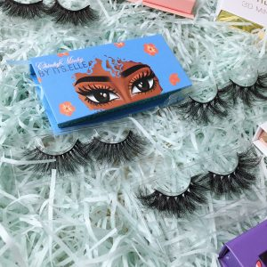 unique lash packaging